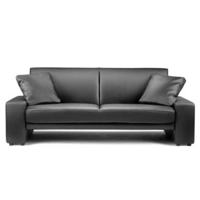 Julian Bowen Supra Futon in Black