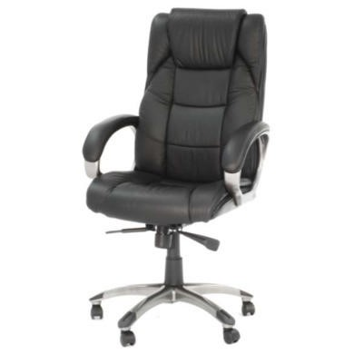 Alphason Designs Northland Leather Faced High Back Executive Chair