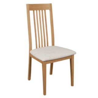 Caxton Furniture Sherwood Slatted Back Dining Chair
