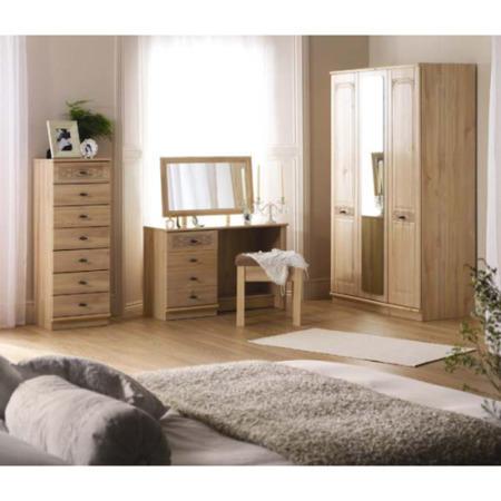 Caxton Furniture Florence Bedroom Set | Furniture123