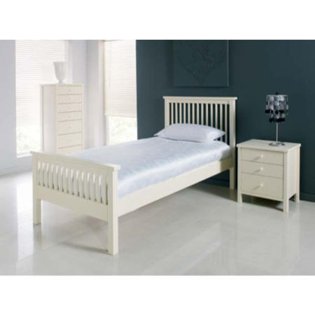 Bentley designs atlantis pearl oak single bedroom set for Bentley designs bedroom furniture