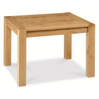 Bentley Designs Lyon Oak 4-6 Seater Extending Dining Table