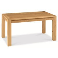Bentley Designs Lyon Oak 6-8 Extending Dining Table