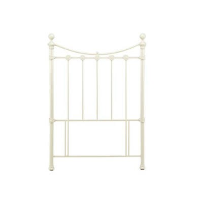Bentley Designs Alice Single Headboard in Antique White