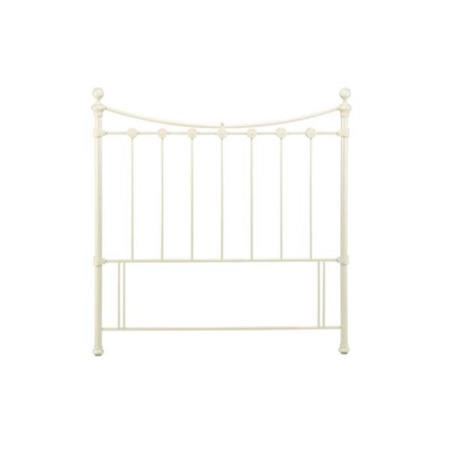 Bentley Designs Alice Headboard in Antique White - double