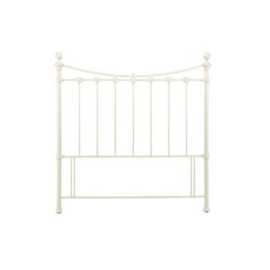 Bentley Designs Alice Headboard in Antique White - kingsize