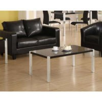 Seconique Charisma High Gloss Coffee Table in Black