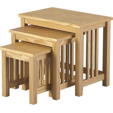Seconique Ashmore Nest of Tables