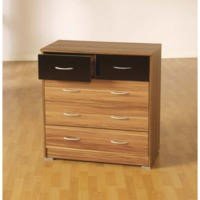 Seconique Hollywood 3+2 Drawer Chest