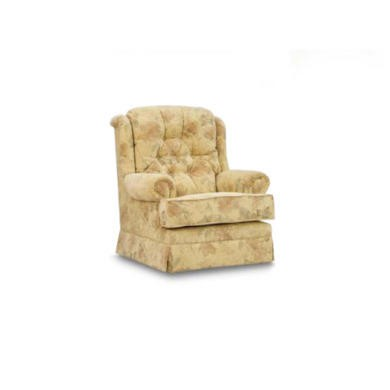 Buoyant Upholstery Highbury Armchair in Padova - padova butter