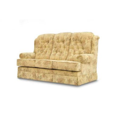 Buoyant Upholstery Highbury 3 Seater Sofa in Padova Butter