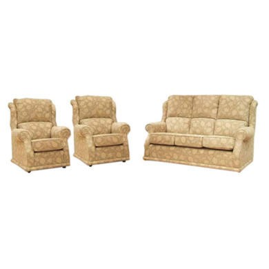 Buoyant Upholstery Balmoral Three Piece Suite