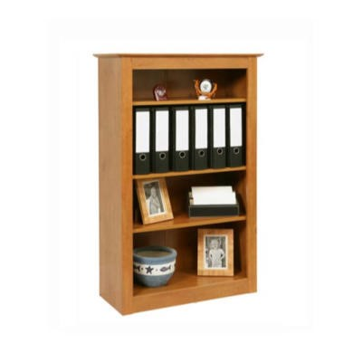 FOL057095 Teknik Office Maison Fine 4 Shelf Bookcase