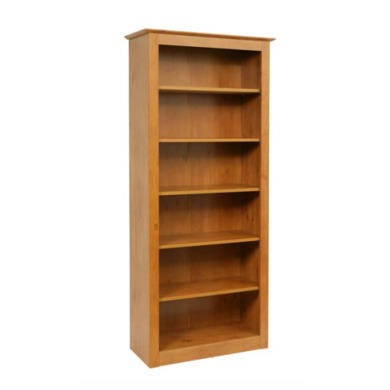 FOL057096 Teknik Office Maison Fine 6 Shelf Bookcase