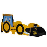 Kidsaw JCB Digger First Bed