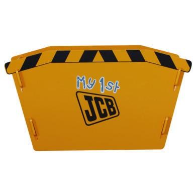 Kidsaw JCB Digger Skip Toy Box