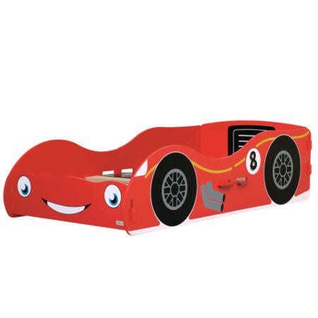 Kidsaw Racing Car Toddler Bed