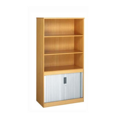 Access Supreme Tambour Bookcase