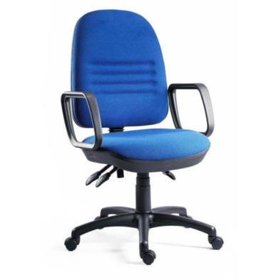 Teknik Office Capri Extra Large Operators Chair  blue