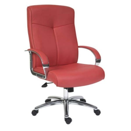 Teknik Office Heston Leather Faced Executive Chair