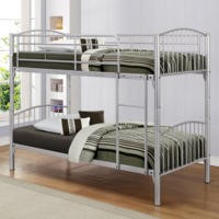 Birlea Furniture Corfu Metal Bunk Bed