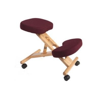 Teknik Office Molly Office Kneeling Chair  burgundy