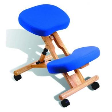 Teknik Office Molly Office Kneeling Chair  blue