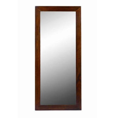 Heritage Furniture UK Laguna Sheesham Portrait Mirror