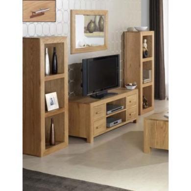 Heritage Furniture Uk Laguna Oak 4 Piece Living Room Set