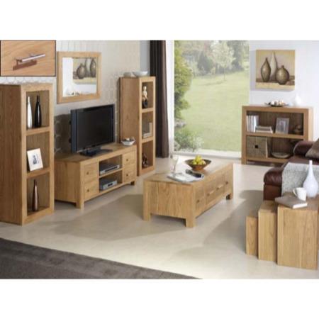 Heritage Furniture UK Laguna Oak 7 Piece Living Room Set