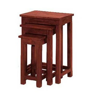 Heritage Furniture UK Delhi Indian Tall Nest of Tables