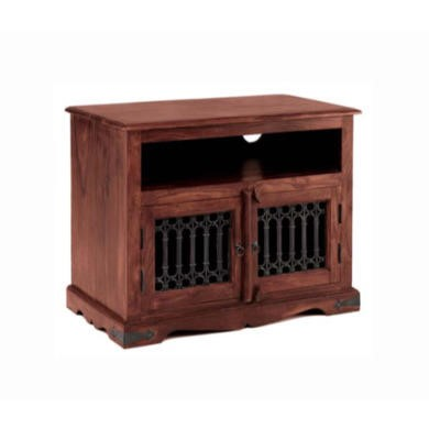 Heritage Furniture UK Delhi Indian TV Cabinet