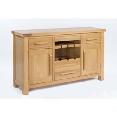 LPD Hudson Oak Sideboard