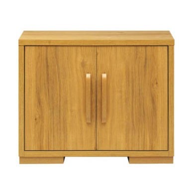 Caxton Furniture Strand 2 Door Small Sideboard in Oak