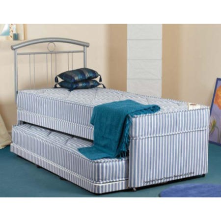 Sweet Dreams Plaza Guest Bed Divan And Mattress Furniture123