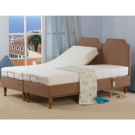 Sweet Dreams Dreamatic Adjustable Bed And Mattress