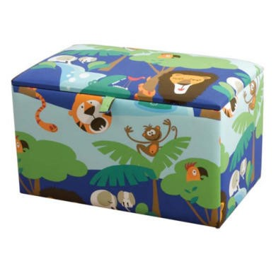 Sweet Dreams Roar Kids Toy Box