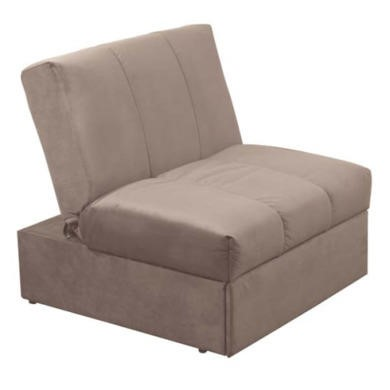 Sweet Dreams Marlie Chair Bed in Latte