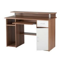Alphason Designs Albany Desk in Walnut