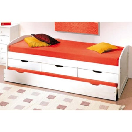 office cabinet interlink continental single storage guest bed 23895
