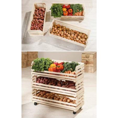interlink minya large fruit and vegetable storage rack furniture123. Black Bedroom Furniture Sets. Home Design Ideas
