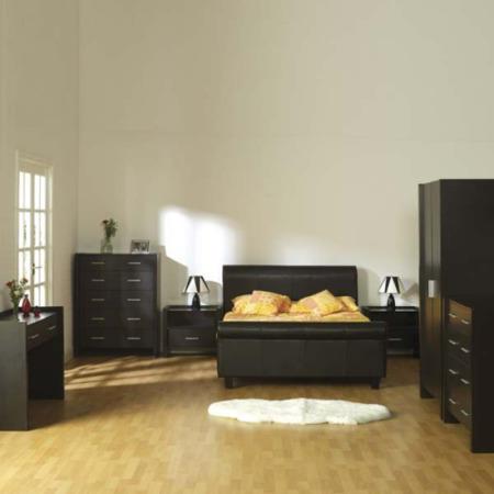 Seconique Denver 6 Piece Bedroom Furniture Set Furniture123
