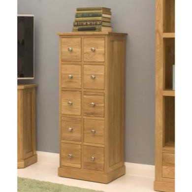 baumhaus mobel solid oak cd and dvd storage chest baumhaus mobel solid oak fully