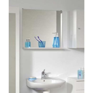 parisot flash ii bathroom mirror with shelf furniture123. Black Bedroom Furniture Sets. Home Design Ideas