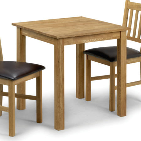 Julian bowen coxmoor solid oak square dining table furniture123 julian bowen coxmoor solid oak square dining table watchthetrailerfo