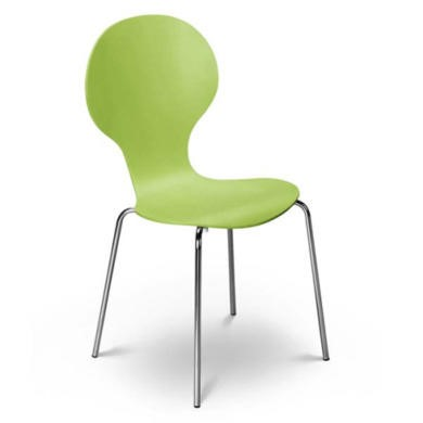 Julian Bowen Keeler Chair in Green