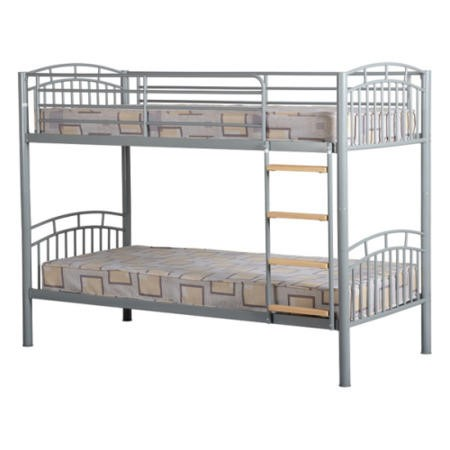 Seconique Ventura Kids Metal Bunk Bed