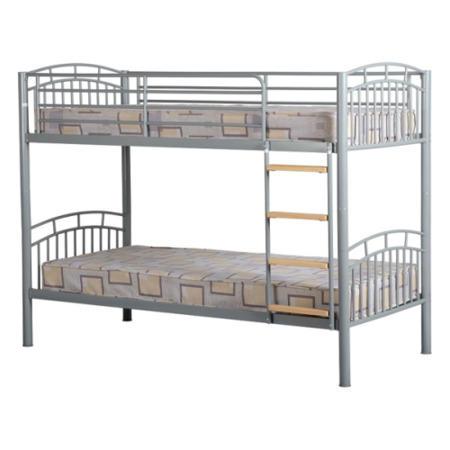 Seconique Ventura Kids Metal Bunk Bed Furniture123