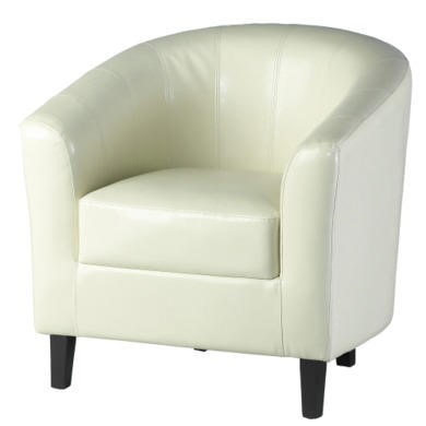 FOL067989 Seconique Tempo Tub Chair in Cream