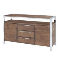 GRADE A2 - LPD Amari 2 Door 3 Drawer Sideboard